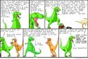 Dinosaur Comics - Digital Camera Scheme