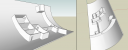 SketchUp - Spin-Gravity Floorplan
