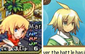 FFTA's Marche vs. Luminous Arc's Theo